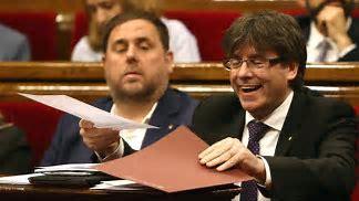 Cataluña les importa una mierda. Por Antonio Jaumandreu@Ajaumandreu