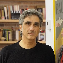 Entrevista: Iván Vélez. Por CarmenÁlvarez