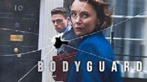 Serie: THE BODYGUARD – AUDIENCIAS. Por @opicar