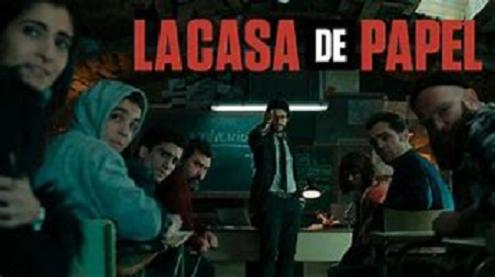 Series: LA CASA DE PAPEL – ACIERTO. Por@opicar